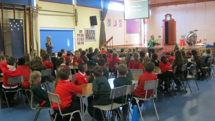 Shared Education Day with Tullygally
