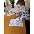 Some P1 counting work