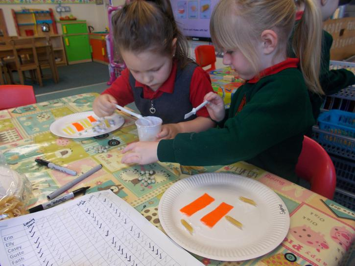 Making our favourite foods