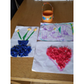 Lovely spring crafts