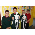 We now know lots about our bones!