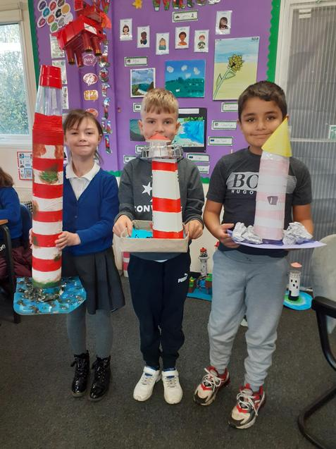 Our lighthouses are amazing!