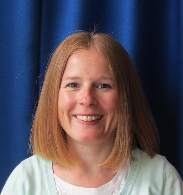 Mrs Nuttall,  Teaching Asst & MDSA