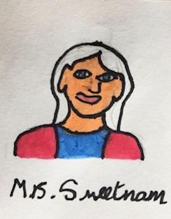Mrs F Sweetnam - Teaching Assistant