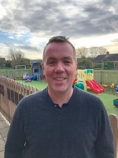 Mr Daniel Barker - Parent Governor