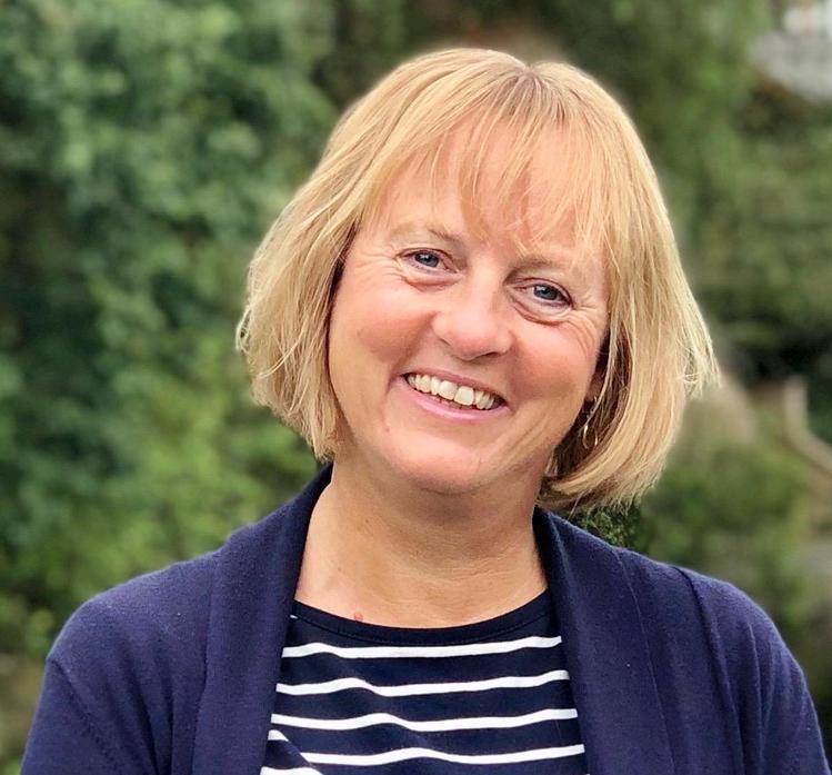 Mrs S Guest, Headteacher