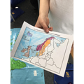 Locating the countries in Scandinavia in LKS2