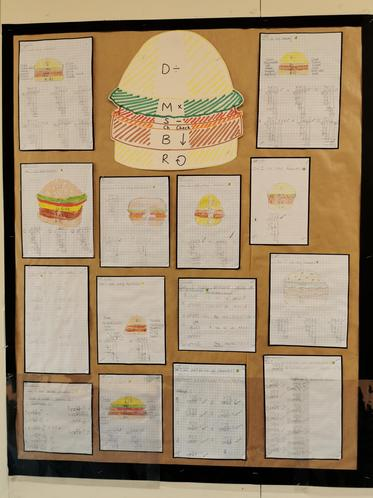 Long division: Does McDonalds Serve Cheese Burgers Regularly?