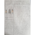 Year 3 & 4 have written newspaper reports about Pompeii.