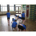 Carnival of the Animals dance lesson.