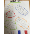 We learnt about Bastille Day