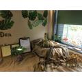 The dinosaur den.