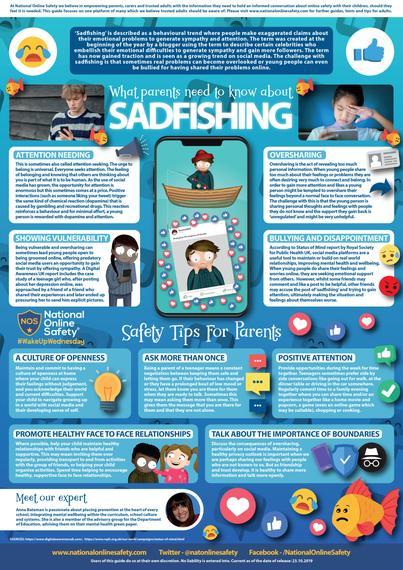 Sadfishing