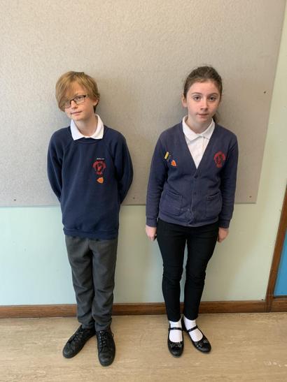 Wilstone: Luke and Evie