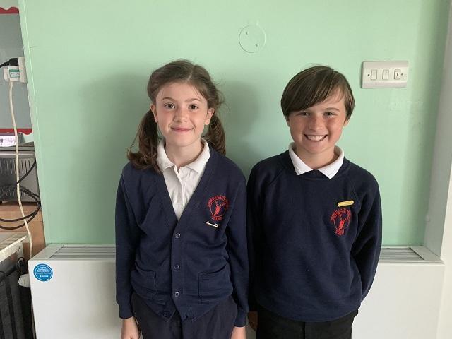Emma and Jack A