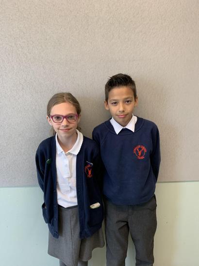 Startops: Maisie and Zach