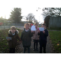 Year One loved their walk to post their letter