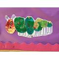 Eric Carle Catterpillars