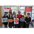 Art for the children ward Dundonald Hospital