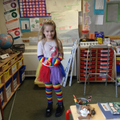 Rainbow Girl for the NHS