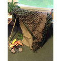 Our Stone Age house