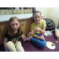 A delicious post-SATs picnic!