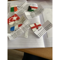 Fabulous Flag Work Created by a Yr5 pupil