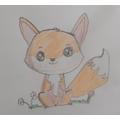Aran's fantastic fox...