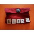 Seth made a purse