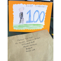 Card for a 100th birthday!