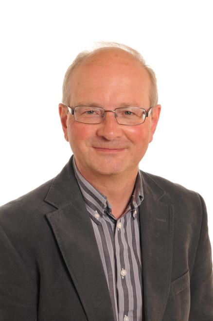Mr Patrick Sharman, Foundation Governor