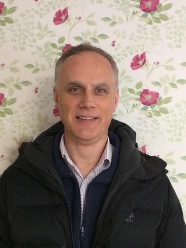 Adrian Stokes - Parent Governor