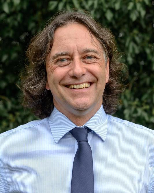 Peter Lambillion-Jameson - Head Teacher
