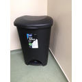 New bins with lids