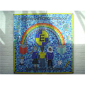 Our handmade mosaic