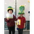 Easter Bonnet competition
