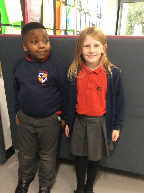 Our school council members