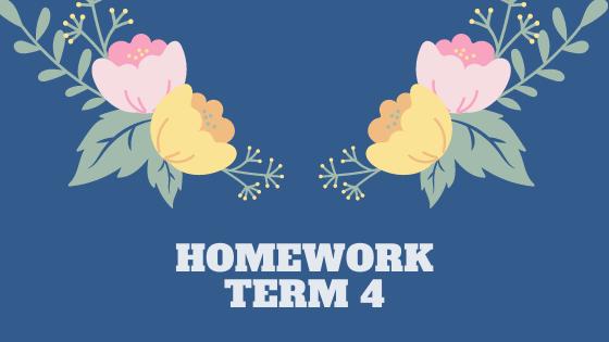Homework term 4