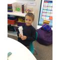 Parent's morning! We made ice cream cones