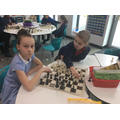 We love our chess lessons!