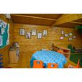 Infant Log Cabin Purchased 2016-17
