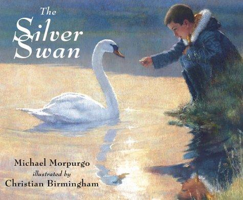 A boy living by a Scottish loch sees a beautiful silver swan land on the water. She remains at the loch, mates and there are soon five cygnets too. The boy watches them in awe and pride. When snowy winter sets in, all the birds and animals around the loch must scavenge desperately for food. The fox also has cubs to feed...  A remarkably dramatic and compassionate story about Nature, magnificently told and stunningly illustrated with sweeping pastel landscapes