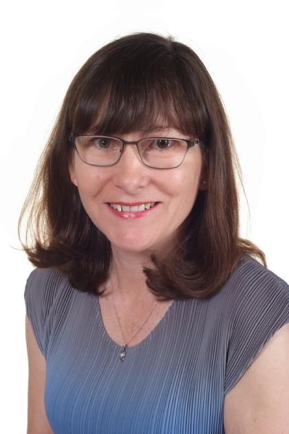 Jan Plumstead - Vice Chair