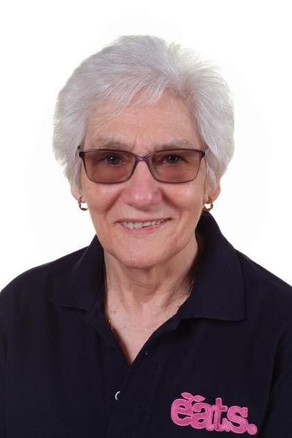 Jan Robinson - kitchen assistant
