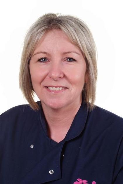 Lorraine Coulter - kitchen assistant