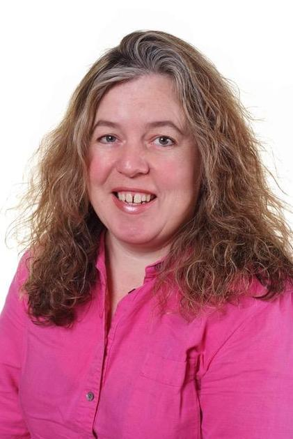 Mrs Hutchinson - classteacher - Sport Lead