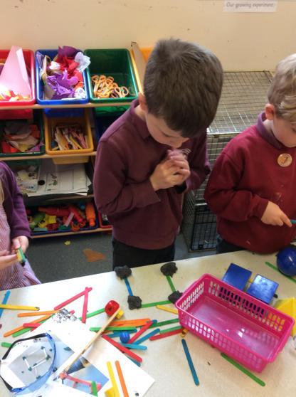 Exploring making 3d shapes
