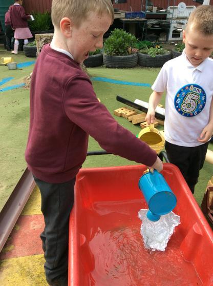 Making foil boats