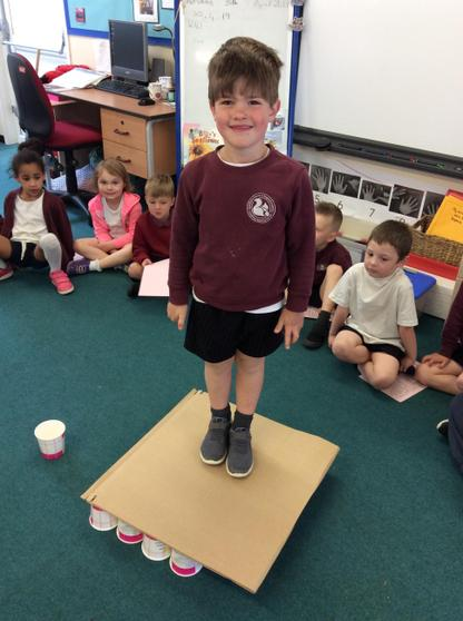 How strong are paper cups?