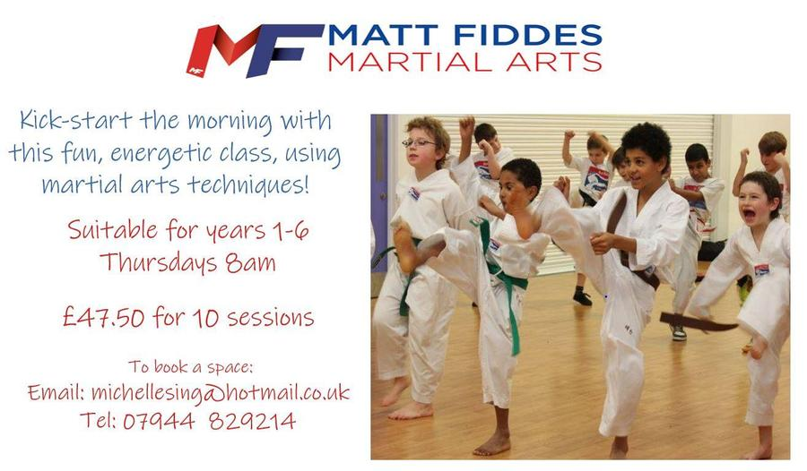 Please note this club can be paid half termly (5 sessions @ £4.75 a session - £23.75